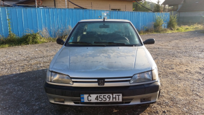Peugeot - 306 - XT | 25 Oct 2015