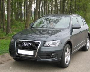 Audi - Q5   30 Oct 2015