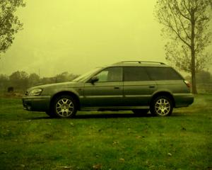 Subaru - OUTBACK | 8 Nov 2015