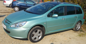 Peugeot - 307 - SW | 10 Nov 2015