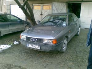Audi - 80 - B3 NE | 23 Jun 2013