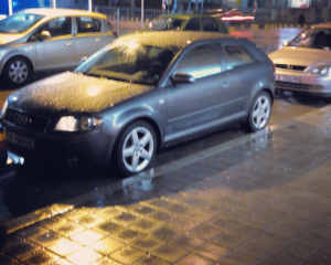Audi - A3 | 25 Nov 2015