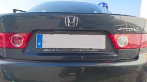 Honda - Accord - 2.0 i-VTEC | 14 Dec 2015