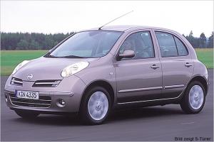 Nissan - Micra - 1.3 | Dec 14, 2015
