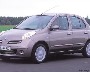 Nissan - Micra - 1.3 | 14 Dec 2015