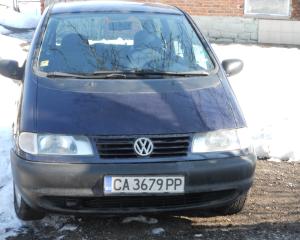 Volkswagen - Sharan | 23 Jun 2013
