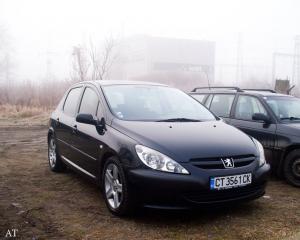 Peugeot - 307 - HDi | 15.12.2015 г.