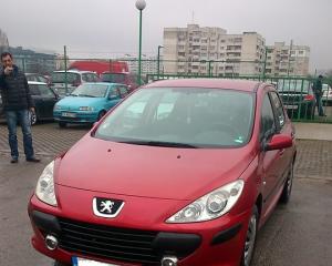 Peugeot - 307 - 1.4 D-SIGN | 16 Jan 2016