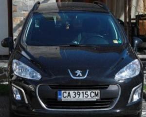 Peugeot - 308 - SW e-HDI | 23 Jun 2013