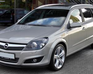 Opel - Astra - 1,6   22 Jan 2016