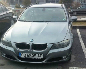 BMW - 3er - 320xD | 2016. jan. 23.