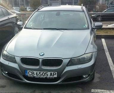 BMW - 3er - 320xD | Jan 23, 2016