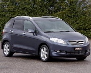 Honda - FR-V - 2.0 EX | 2.02.2016 г.
