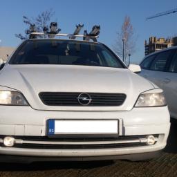 Opel - Astra - Calssic CDTI   4.02.2016 г.