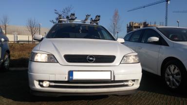Opel - Astra - Calssic CDTI | 4 Feb 2016