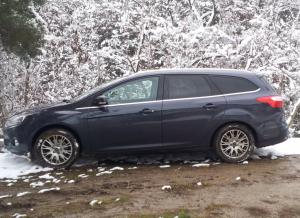 Ford - Focus - Titanium | 5 Feb 2016