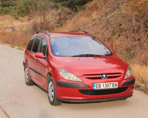 Peugeot - 307 - 2.0 HDi | 7 Feb 2016