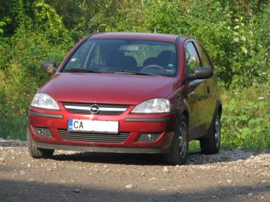 Opel - Corsa - 1.3CDTi | 7 Feb 2016