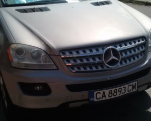 Mercedes-Benz - ML-Klasse - ML350 | 8 Feb 2016