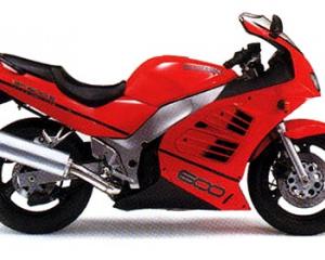 Suzuki - Rf - 600 | 10 Feb 2016
