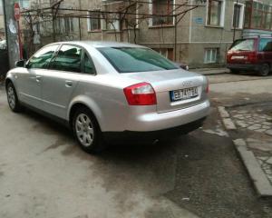 Audi - A4 - ALT   11 Feb 2016