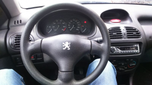 Peugeot - 206 - 3 door Hatch | 28.02.2016 г.