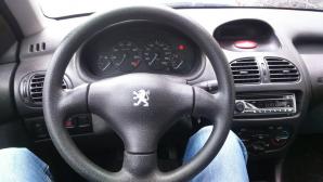 Peugeot - 206 - 3 door Hatch | 28 Feb 2016