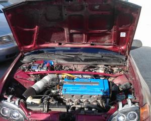Honda - Civic - почти VTi | 23 Jun 2013
