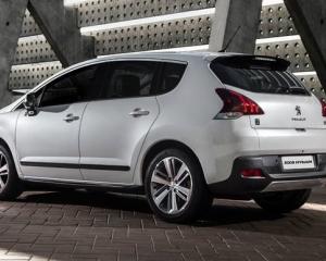 Peugeot - 3008 - Hybrid4 | 14 Mar 2016