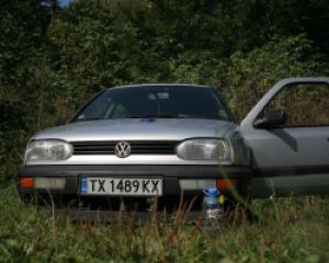 Volkswagen - Golf - 3   23 Jun 2013