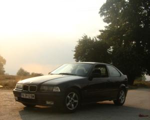 BMW - 3er - E36 316i Compact | 23 Jun 2013