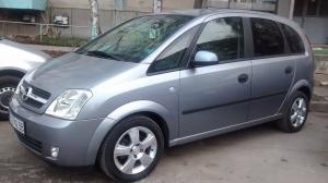 Opel - Meriva - A | 19 Mar 2016