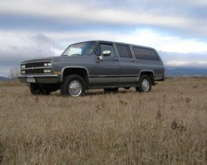 Chevrolet - Suburban - Silverado | 22 Mar 2016