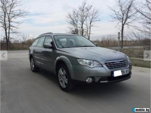 Subaru - OUTBACK - 2.5i | 25 Mar 2016