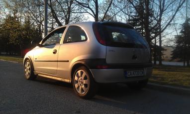 Opel - Corsa - Corsa C 1.7 DTI Sport | Jun 23, 2013