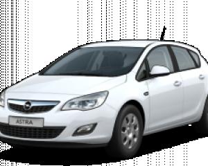 Opel - Astra - J | Apr 13, 2016