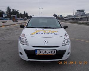 Renault - Clio   14 Apr 2016