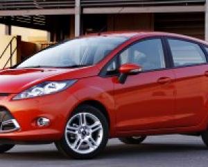 Ford - Fiesta   23 Jun 2013