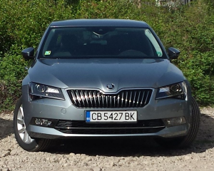 Škoda - Superb - Style + Edition | 17 Apr 2016