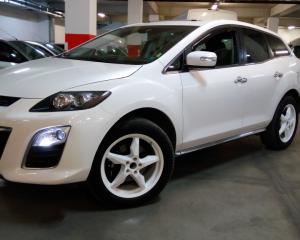 Mazda - CX-7 | 19 Apr 2016