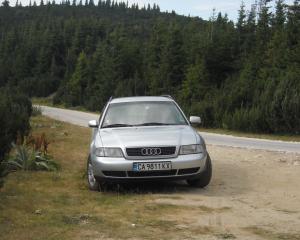 Audi - A4 - B5 Avant   20 Apr 2016