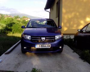 Dacia - Sandero | 21 Apr 2016