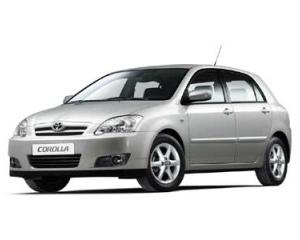 Toyota - Corolla - E12 | 23 Jun 2013