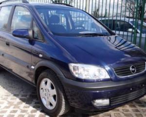 Opel - Zafira - Z18XE | 14 May 2016
