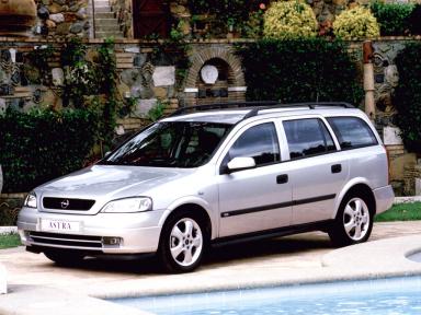 Opel - Astra   May 17, 2016