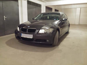 BMW - 3er - 320d | May 22, 2016