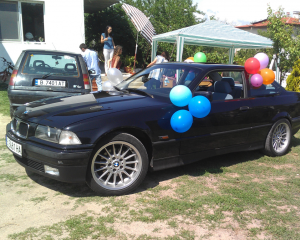 BMW - 3er - E36 320   23 Jun 2013