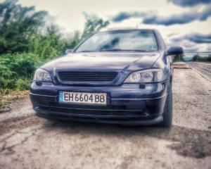 Opel - Astra - G   24 May 2016