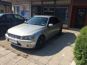 Lexus - IS   25.05.2016 г.