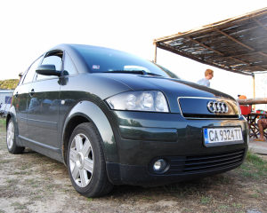 Audi - A2 - S-Line | 30 May 2016